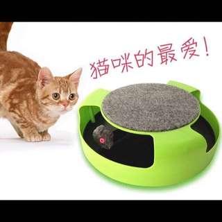 (有現貨)貓咪益智遊樂盤