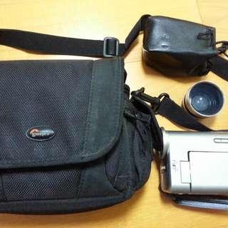 Canon攝影機,膠帶式