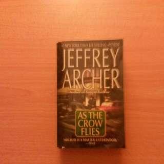 As A Crow Flies - Jeffrey Archer