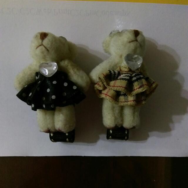 熊熊ㄉ小夾子(全新ㄉ)