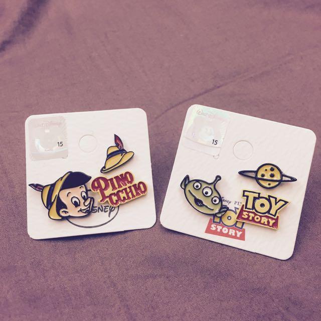 ✨全新✨迪士尼耳環