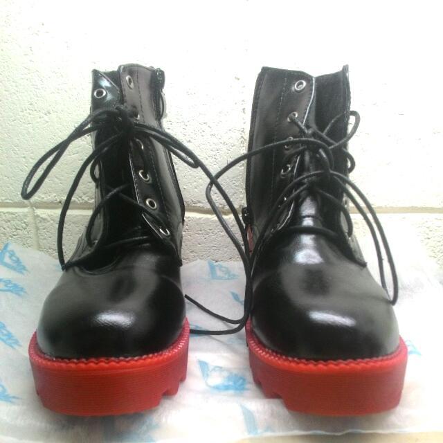 ( ⬇ 降價)Yoanna's Vintage 鞋 39號