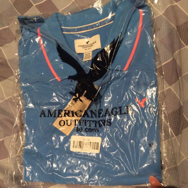 American Eagle polo衫含運