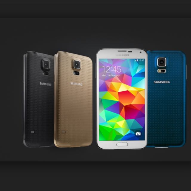 FAST DEAL: Buying Samsung Galaxy S5 For 330sgd