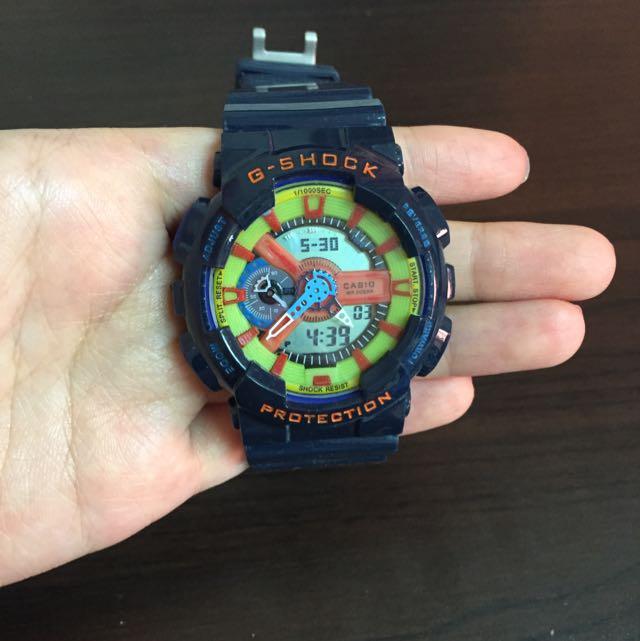 (含運保留)翻玩G-SHOCK中性錶❤️