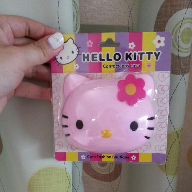 【全新】Hello kitty水盒組