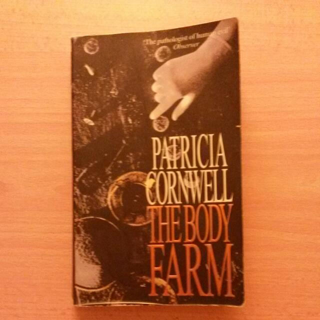 Patrician Cornwell - The Body Farm