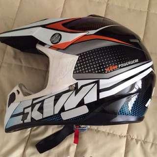 KTM Helmet