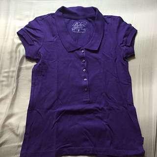 BALENO二手紫色、藍色T