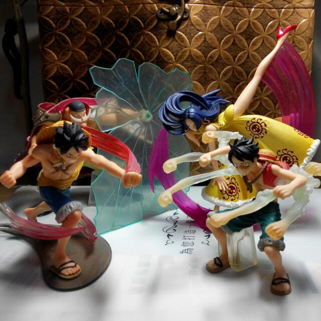 海賊王~對戰組(任一隻皆賣150元)