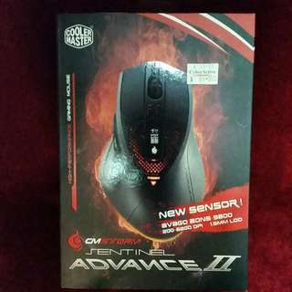 Cooler Master-Gaming Mouse