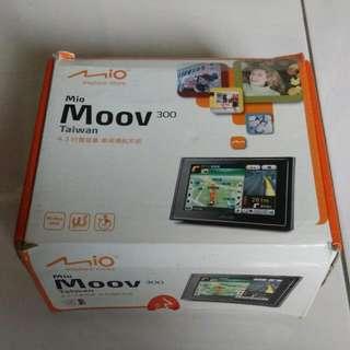 Mio 4.3吋寬螢幕 車用衛星導航