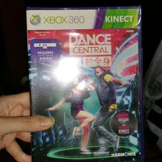 Brand New Dance Central Kinect Game