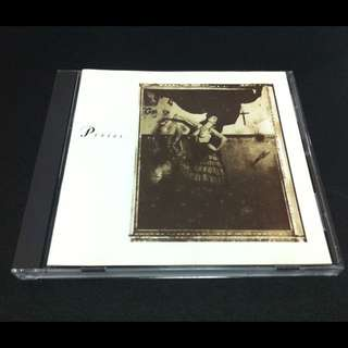 ***1ST PRESS*** PIXIES - SURFER ROSA & COME ON PILGRIM (1988, 4AD) [UK IMPORT]