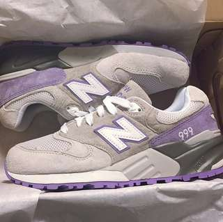 New Balance 999 薰衣草紫 限量