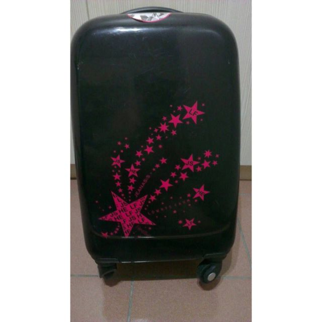 可愛星星4輪登機箱20吋、行李箱