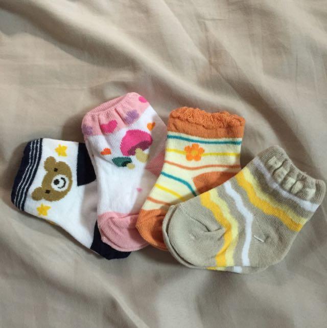 新生兒短襪