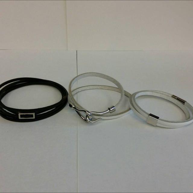 全新  正韓貨  時尚簡約造型 手環   共三款