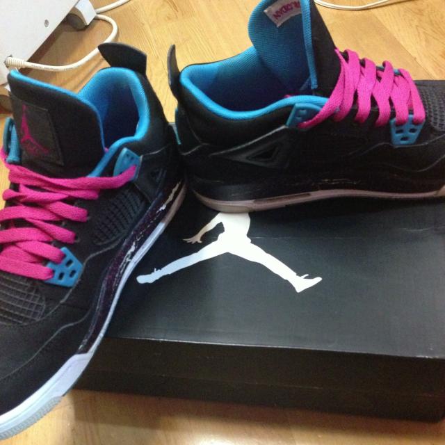 Air Jordan 4 南灣 aj4