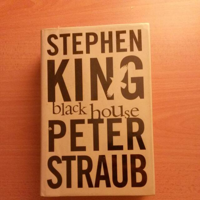 Black House [Hardcover] - Stephen King And Peter Straub