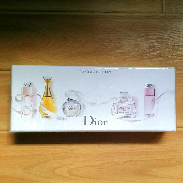 Brand New Dior Perfume La Collection Eau De Toilette