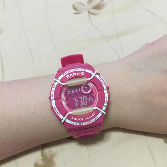 Casio Baby-g電子錶