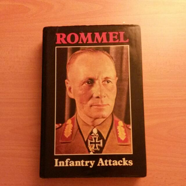 Infantry Attacks [Hardcover] - Rommel