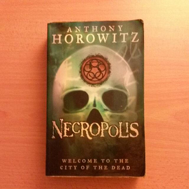 Necropolis - Anthony Horowitz