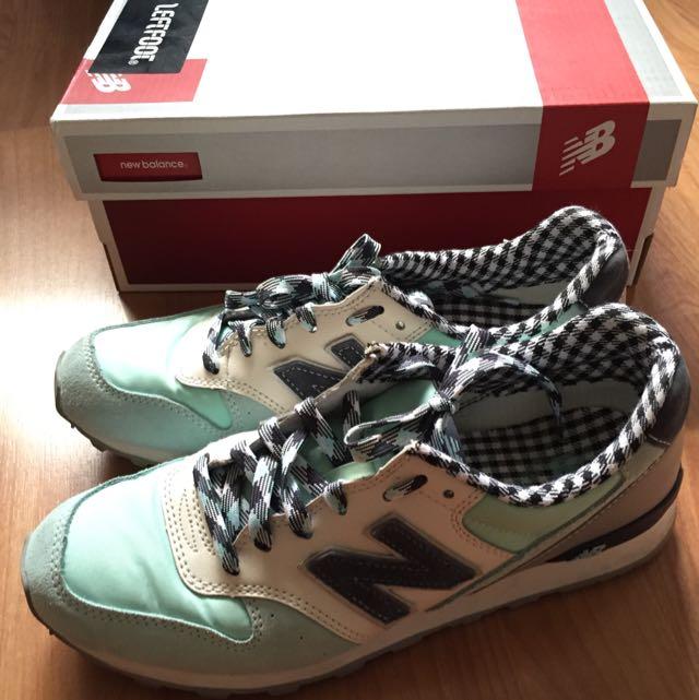 sports shoes 7bfa2 50475 New Balance 996 mint sneakers