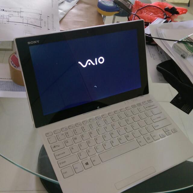 Sony Vaio tablet 11, Men's Fashion on Carousell
