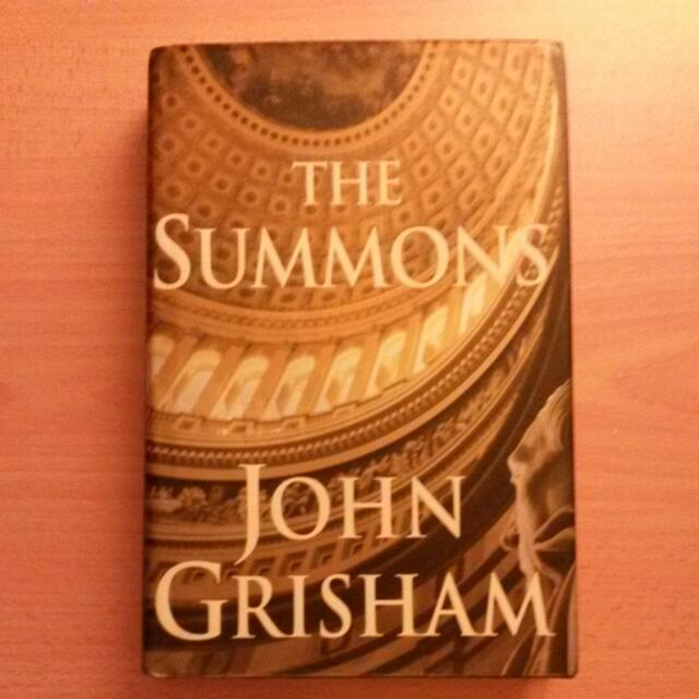 The Summons [Hardcover] - John Grisham
