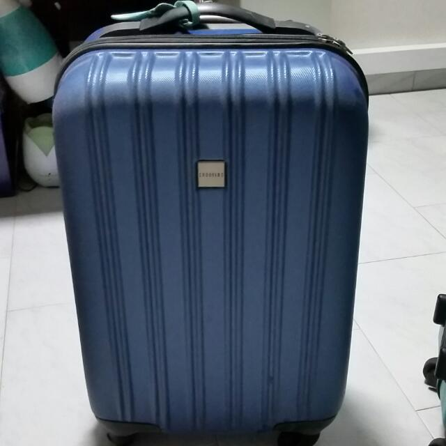 Travel Cabin Size Trolley Bag