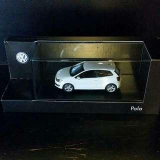 VW Polo 1:43 Replica Model