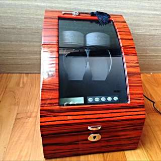 Luxurious (Almost Brand New) Two Watch Winder
