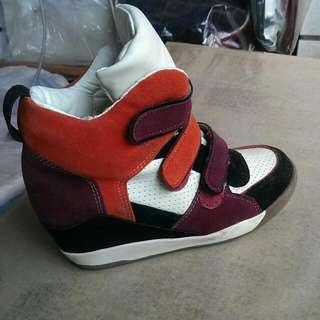 韓系內增高球鞋