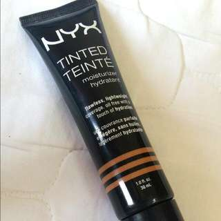 NYX Tinted Moisturizer Hydratant