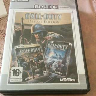Call of Duty Deluxe Edition (for PC)