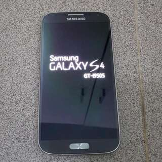 Selling Black Samsung Galaxy S4 16gb