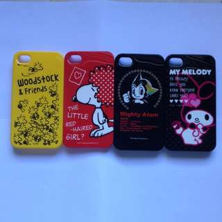iPhone 4/4s Covers BRAND NEW