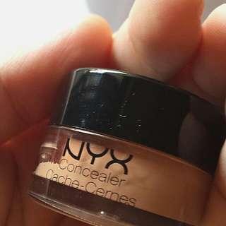 Nyx Concealer In A Jar - Medium