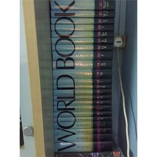 The World Book Encyclopedia 2001