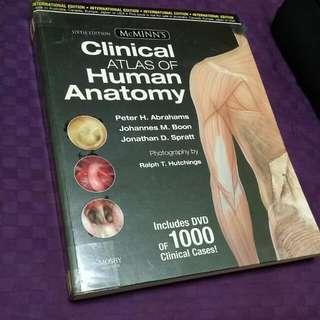 6th Ed McMinn Clinical Atlas Of Human Anatomy