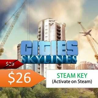Cities Skylines Steam