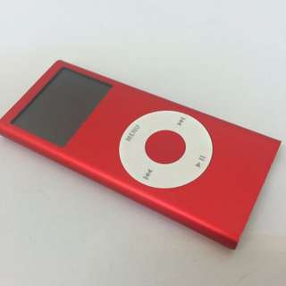 iPod Nano 4G紅