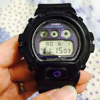 ⌚️ G-shock 二手手錶 ⌚️  黑紫✨ ✨✨✨
