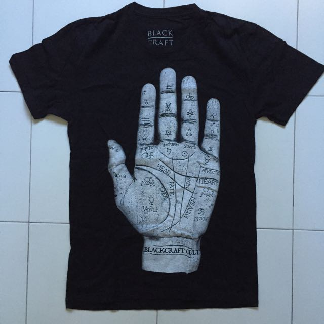 Blackcraft Cult Palm Reader Tee