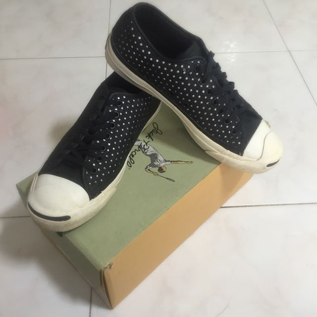 Converse Jack Purcell Punch 3M Shoes, Men's Fashion on Carousell