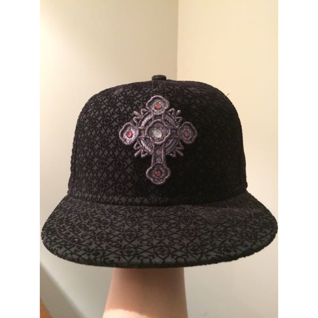 New Era絨布帽