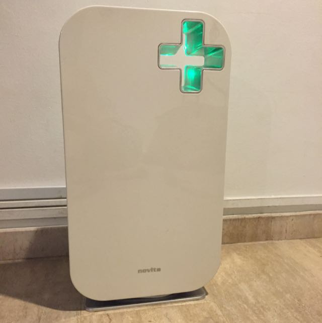 Novita Puriclean Air Purifier NAP 611 - PRICE REDUCED