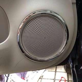 Nissan Almera Speaker Ring